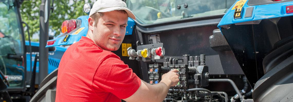 Maintenance de votre tracteur ou matériel agricole