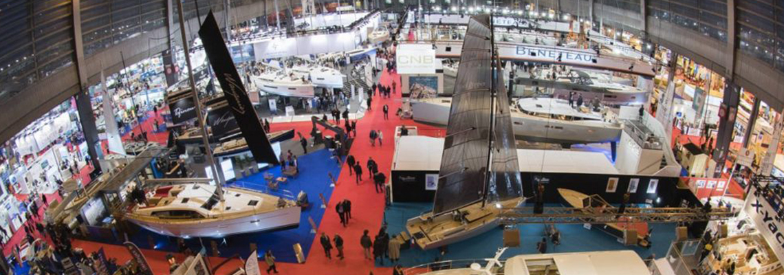 Salon nautique de Paris