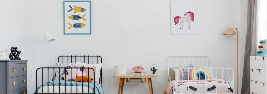 Chambre d'un enfant